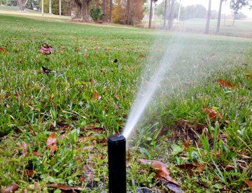 Irrigation Sprinkler Repairs Now
