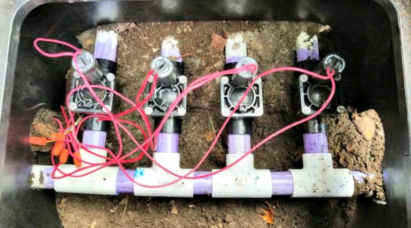 Valve Irrigation Repairs