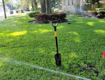 preventive lawn sprinkler maintenance