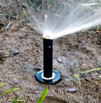 WHAT TYPE OF SPRINKLER SHOULD I BUY FOR MY HOME?