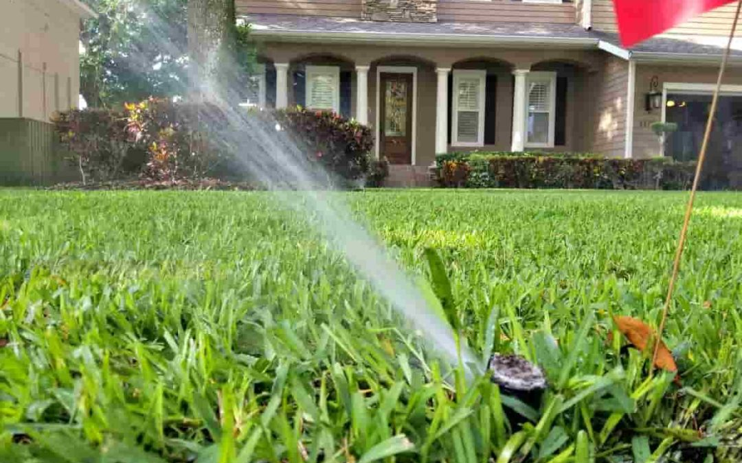 What Type Of Sprinkler Irrigation System Should You Use Acs