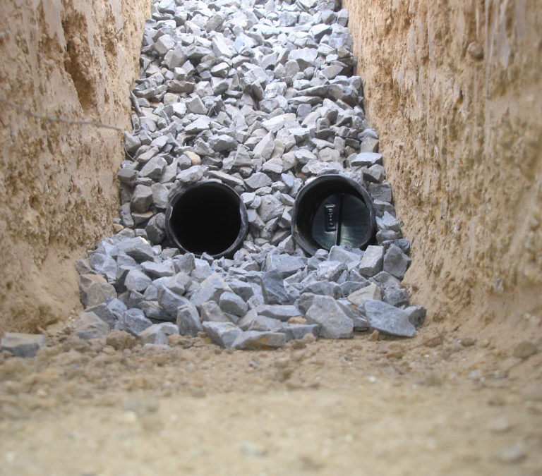 Getting started with French drains