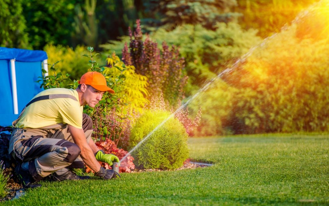 Read this before you install a lawn sprinkler system