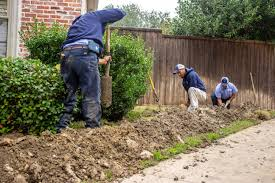 French Drain Installations